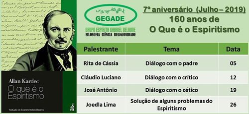 7 anos do GEGADE de Caruaru/PE