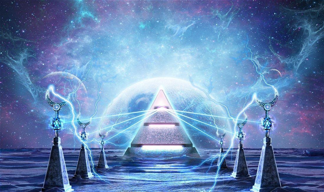 Universal Animal Wallpaper Chacras Planet 225 Rios Pir 226 Mides Astrais Portais Teoria Da