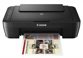 No affair how yous await at it shading printer Canon PIXMA MG3040 Drivers Download, Review And Price