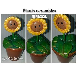 Plants vs Zombies en porcelana fría Parte 1