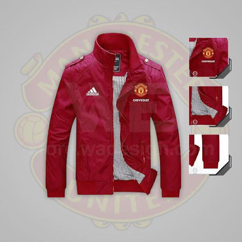 Jacket Playmaker Manchester United