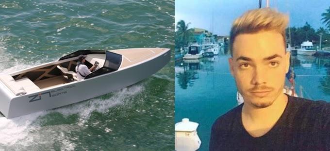 Nieto de Fidel Castro es atrapado a 70 milla de Cuba tratando de entrar de forma ilegal a los Estados Unidos