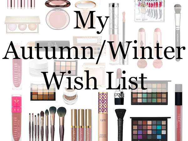 My Autumn/Winter Wish List