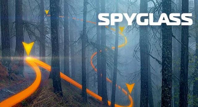 تنزيل Spyglass  تطبيق GPS ونظام ملاحة لهواتف الاندرويد