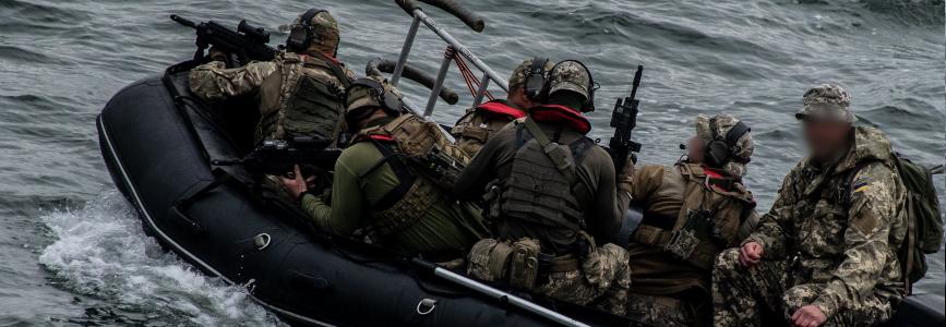 ССО отримають кораблі, катери та підводні апарати