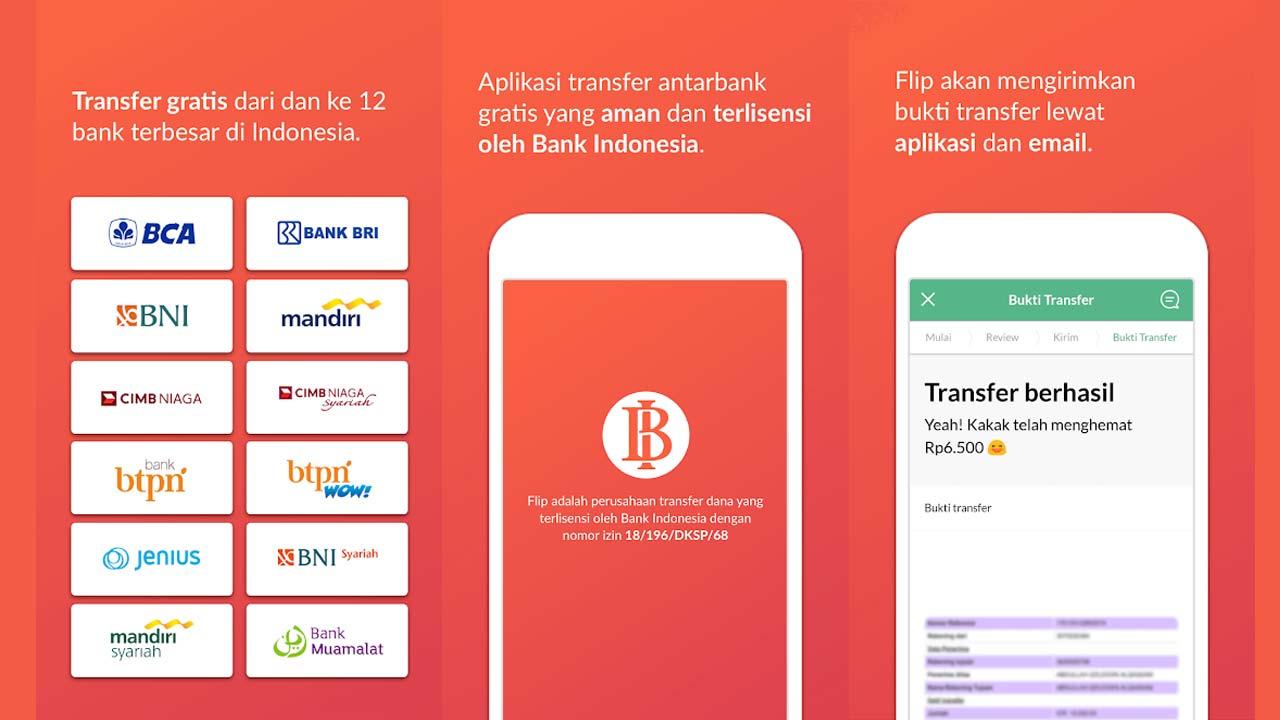 Cara Transfer Uang Antar Bank Tanpa Biaya Admin