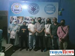 Keluarga Besar Media Online tribunnews.my.id Gelar Halal Bihalal & Evaluasi Kerja