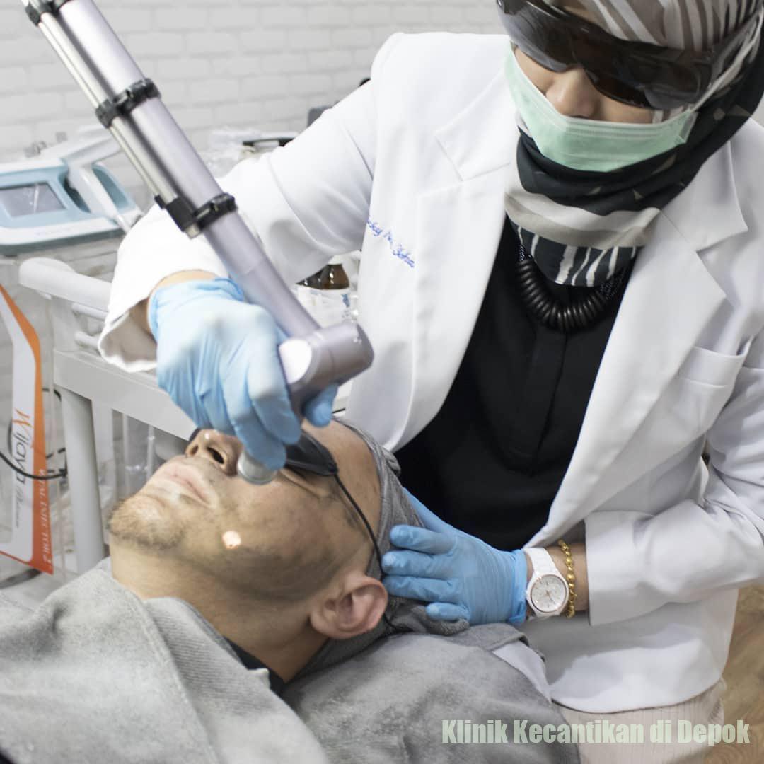 Klinik Perawatan kecantikan di Depok