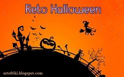 Reto Halloween ArteFriki