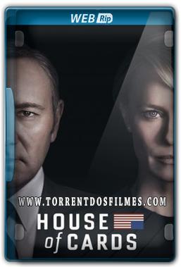 House of Cards 4ª Temporada (2016) Torrent – Dublado WEB-Rip 720p Dual Áudio