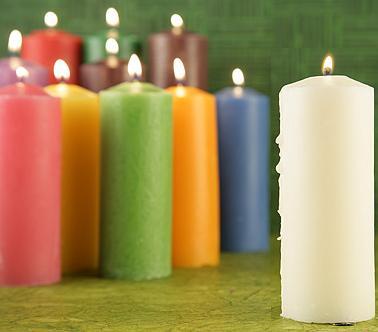 Velas de colores y sus significados