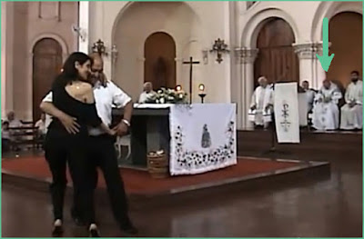 tango in church