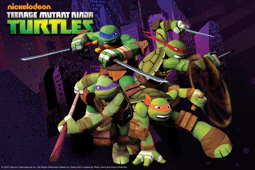 Ver Las Tortugas Ninja (Nick) Online