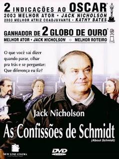 As Confissões de Schmidt – Legendado (2002)
