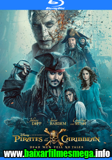 Download Piratas do Caribe: A Vingança de Salazar (2017) – Dublado MP4 720p / 1080p BluRay MEGA