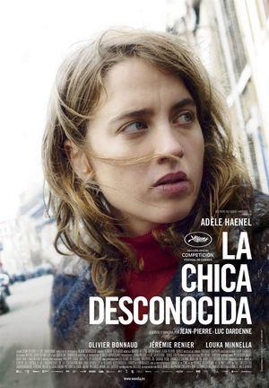 Poster La Fille inconnue 2016