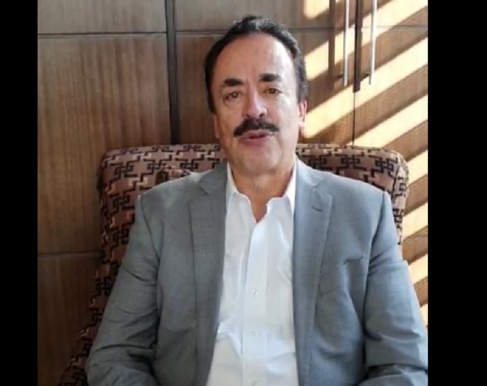Jaime Ascarrunz Eduardo, presidente del sector empresarial privado paceño / FEPLP