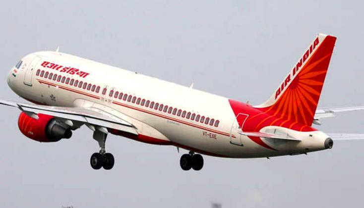 Government Issued bid document to sell 100 percent stake in Air India