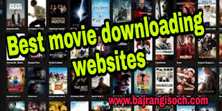 Best movie downloading websites in 2020.