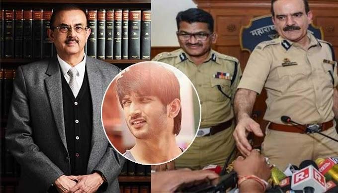 सुशांत के परिवार पर मुंबई पुलिस ने डाला दबाव फिर राजपूत परिवार के वकील ने कहा कुछ ऐसा....