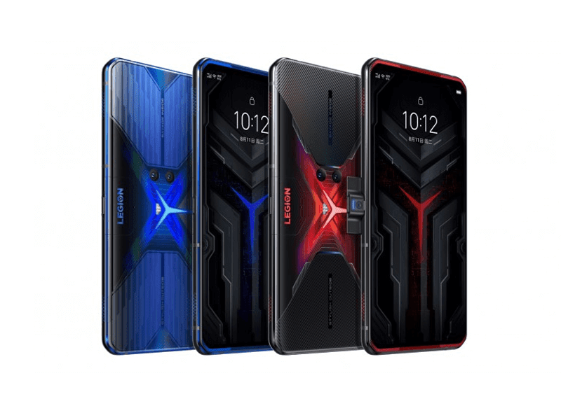 Lenovo Legion Phone Duel with SD865+, 144Hz display, 90W charging now official!