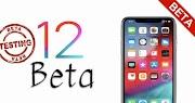 Ya puedes descargar iOS 12 Versión BETA pública