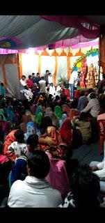 शादी समारोह में हजारो की संख्या में बाराती, नियमो की खुली अवेहलना, बोरदेही पुलिस की लापरवाही