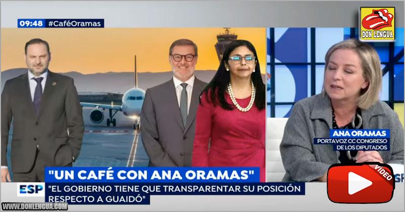 Funcionaria Española denuncia que Delcy transportaba Oro para fundir en Turquía