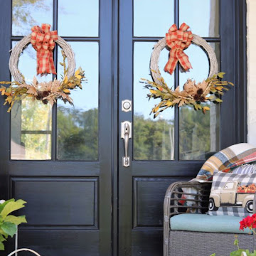 Five Essentials for Creating a Welcoming Fall Porch