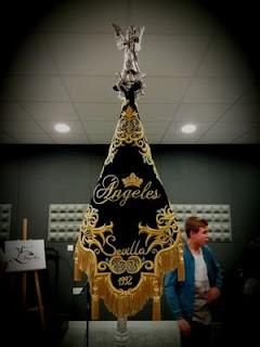 Banda de cornetas y tambores Nuestra Señora de los Ángeles de Sevilla