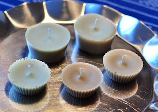 Make New Candles From Old Wax Scraps