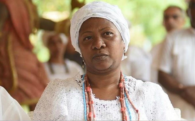 Sucessora de Mãe Stella: Ana de Xangô é a nova líder do Afonjá