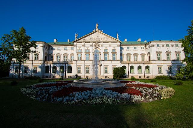 Palazzo Krasinki-Varsavia