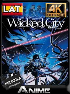 Wicked City (1987) Latino4K [2160p] UHD HDR [GoogleDrive] DizonHD