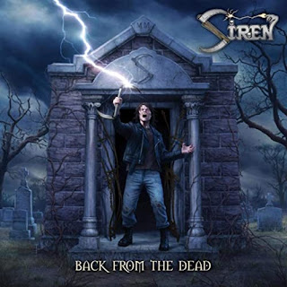 "Siren - ""Back from the Dead"" (album)"