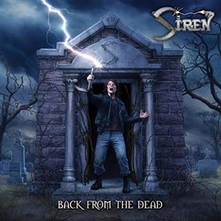 """Siren - """"Back from the Dead"""" (album)"""