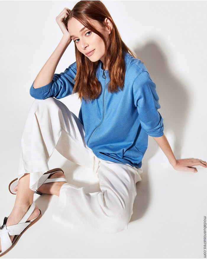 Sacos primavera verano 2020 moda mujer.