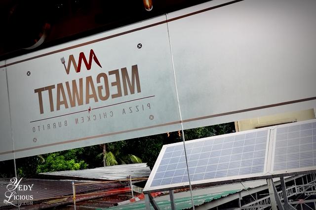 Solar Panel at Megawatt