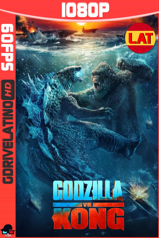 Godzilla vs Kong (2021) HMAX WEB-DL 1080p (60 FPS) Latino-Ingles MKV