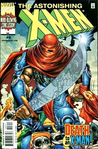 Wolverine, Logan, se convirtió en el Jinete de Apocalipsis