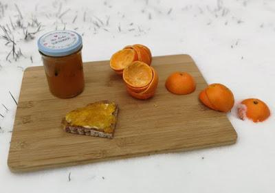 Mandarinen-Vanille-Marmelade