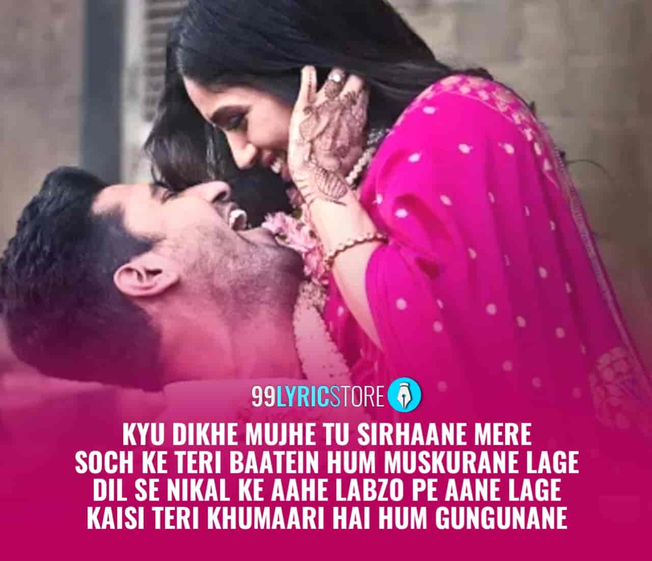 Channa ve song lyrics image, Sung by Akhil Sachdeva