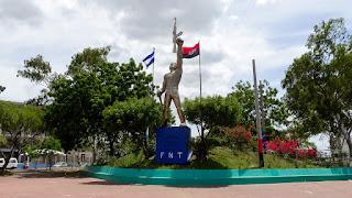 AK47 in Nicaragua
