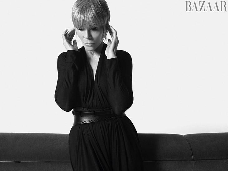 Jane Fonda takes the cover story of American Harper's BAZAAR's April 2021 edition