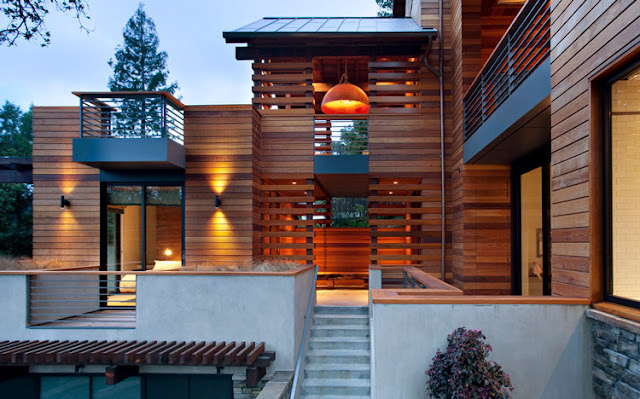 6 Tips and Ways About Villa Patio Lighting Design