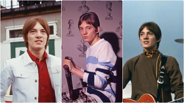 Beautiful Photos of Steve Marriott in the 1960s and '70s