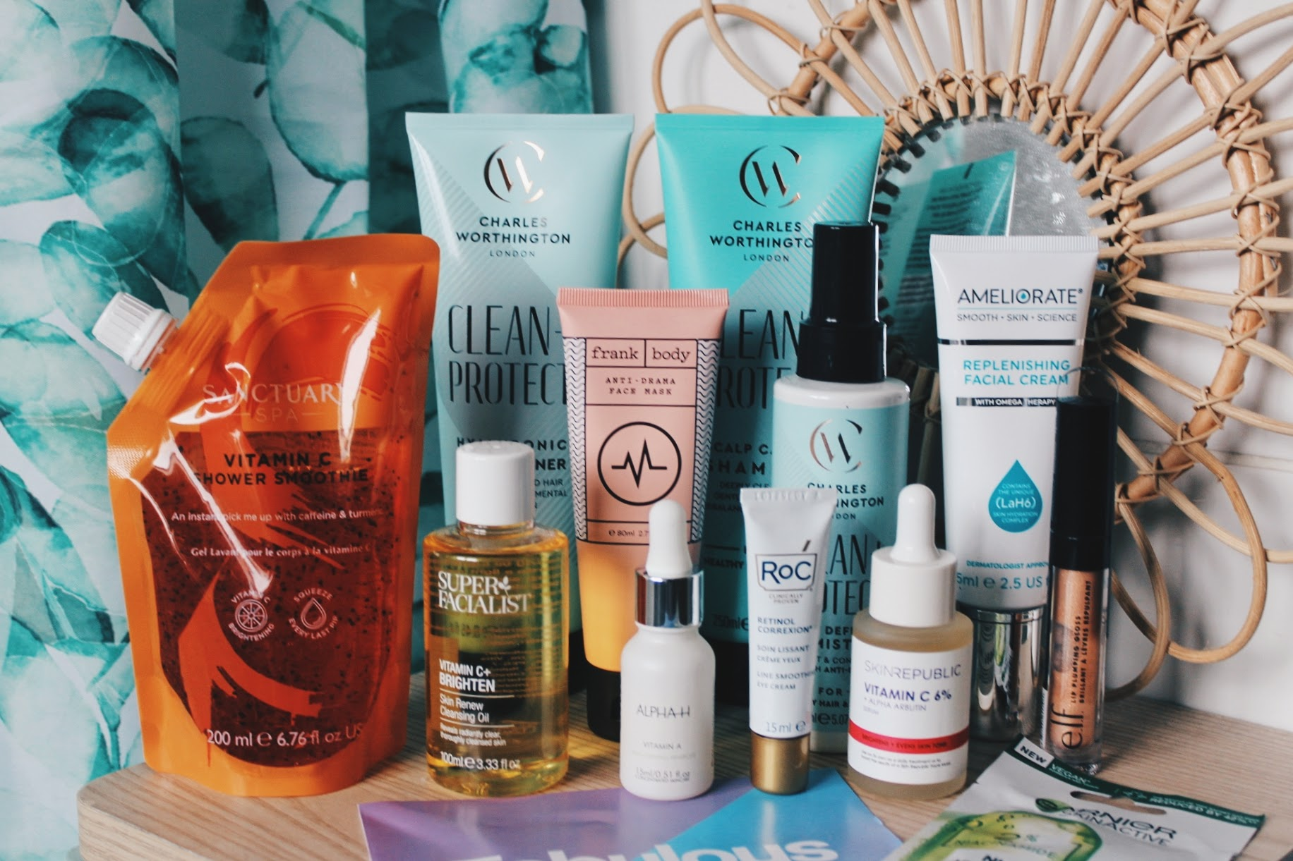 Latest in Beauty & Fabulous // The Beauty Heroes Active Ingredients Box