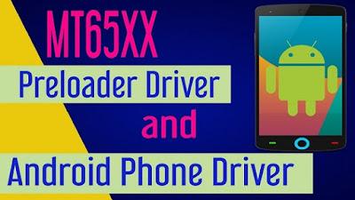MT65xx Preloader Driver Windows 10 64 Bit