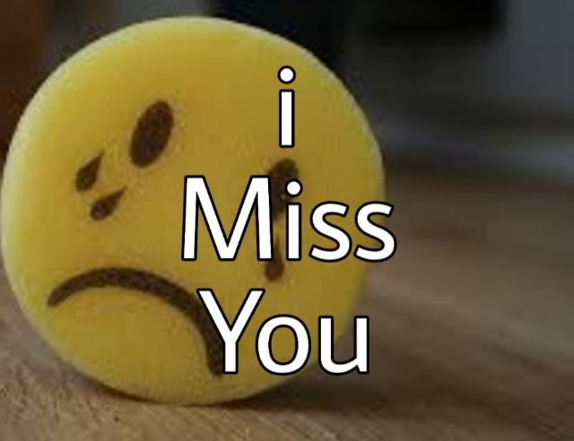 I Miss You Image