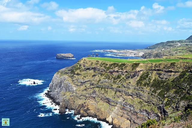 Miradouro Ponta do Escalvado, Sao Miguel (Azores)